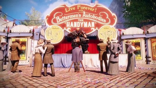 Bioshock Infinite (Game) (2013)