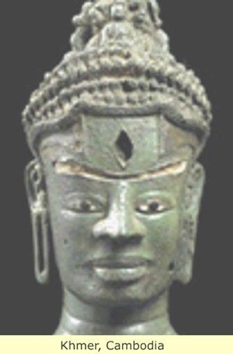 The Khmer: The original Black civilization of Cambodia