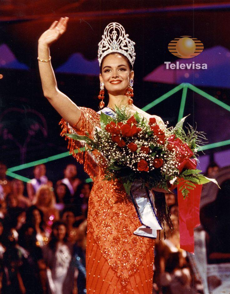 Lupita Jones fue la primera mexicana en obtener la corona de Miss Universo en 1991, descubre por qué