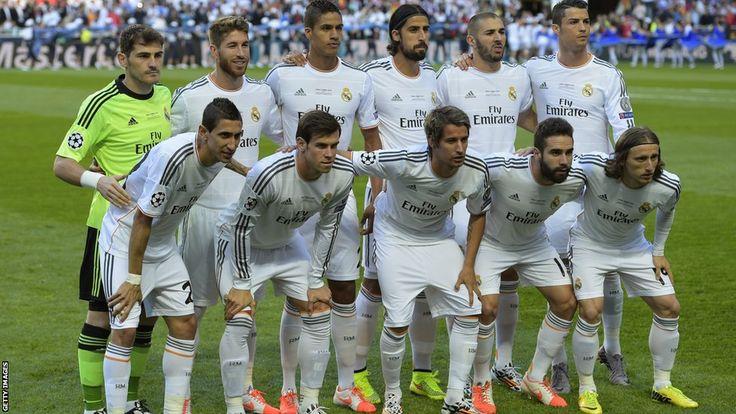 Real Madrid - 2013/2014 győztese