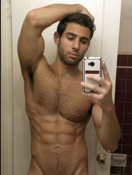 Gay Hairy Armpit 115