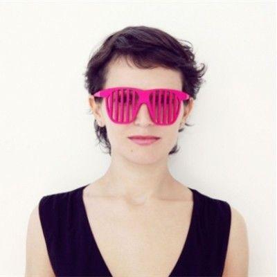 Unisex Pub/Party Felt Glasses (Jail Brake)