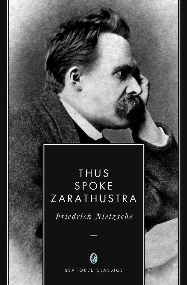 "Thus Spake Zarathustra by Friedrich Nietzsche   A ""True Detective"" Reading List"