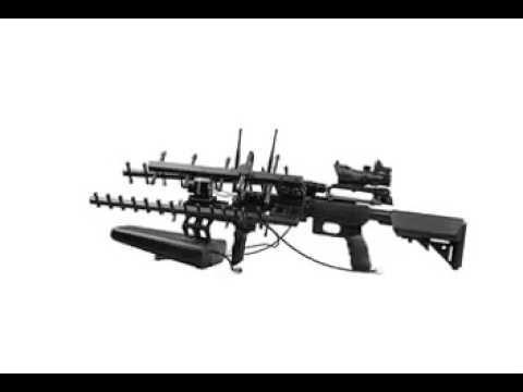 Jammer gun | High Power Desktop Cellular Phone Jammer With Built In Battery