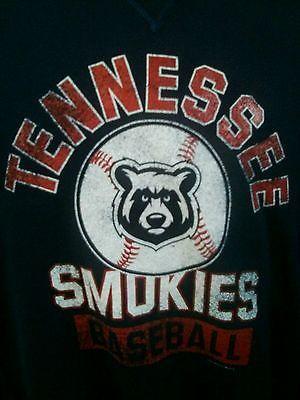 Tennessee Smokies Sweatshirt MLB Chicago Cubs MLB.