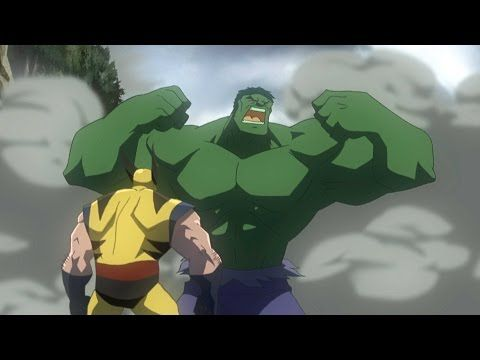 Wolverine Vs Hulk Full Movie - YouTube