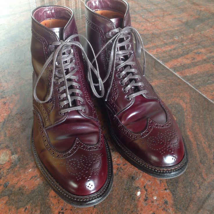 17 Best images about Alden shoes on Pinterest