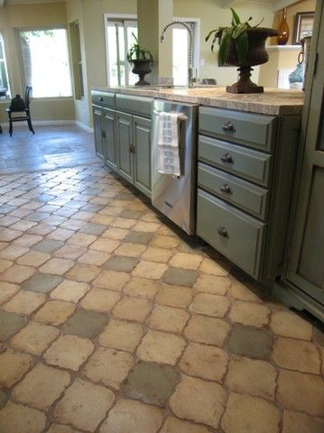 best kitchen flooring material 224 best kitchen floors images on 4528