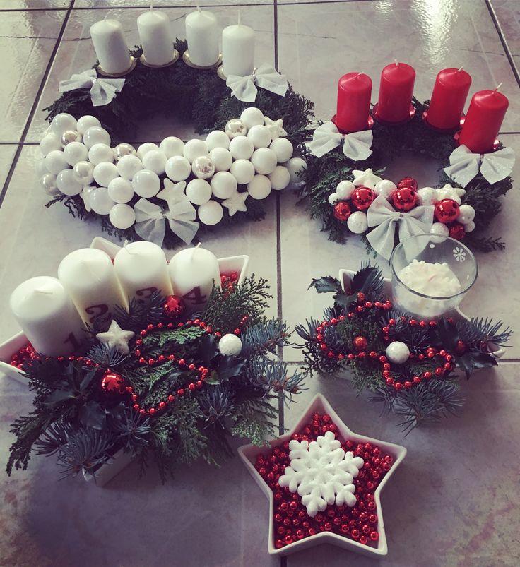 Christmas decoration, Vanocni výzdoba 🎄☺️