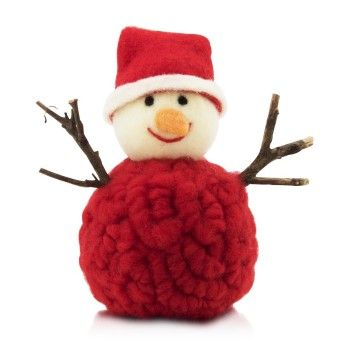 Small Christmas Snowman
