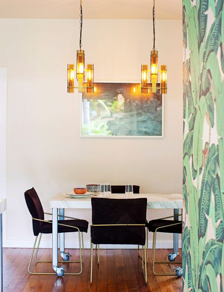 How to use bold, artistic lighting to add style to your home