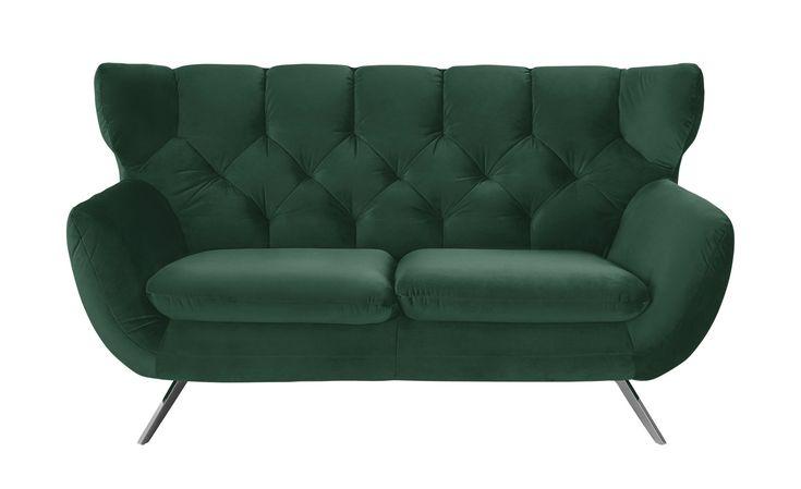 ecksofa leder schwarz modern | 2 sitzer sofa breite 140 cm ...