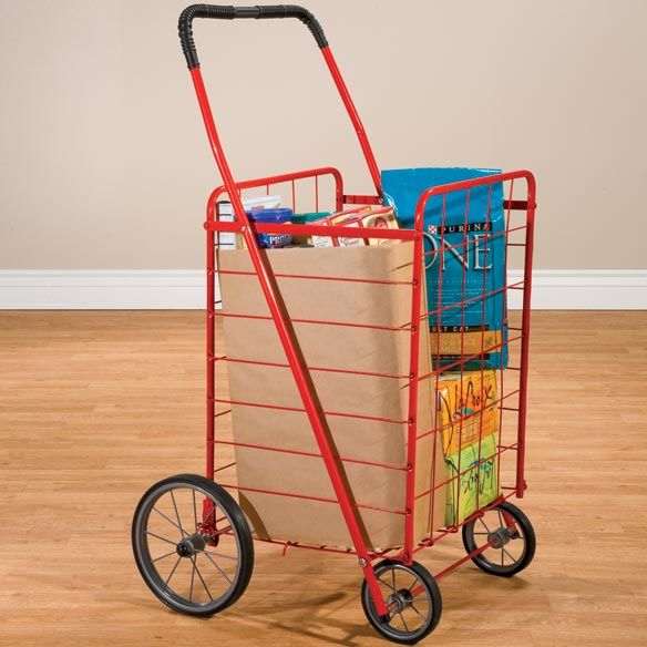 Personal Shopping Cart - Zoom - Zoom