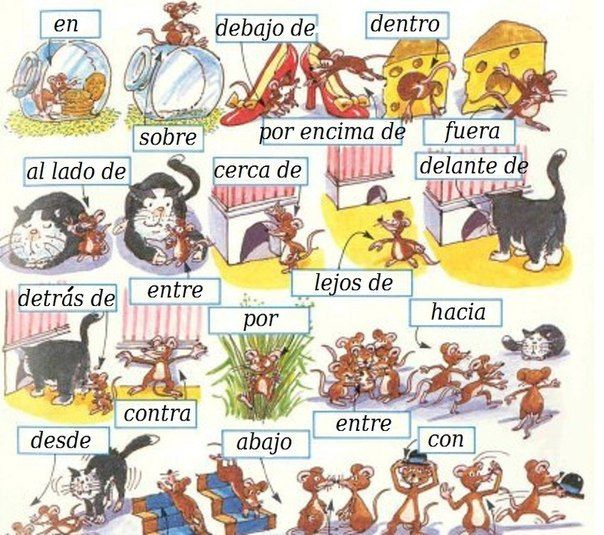 FREE Printable Spanish Worksheets and Activities! | Printable Spanish