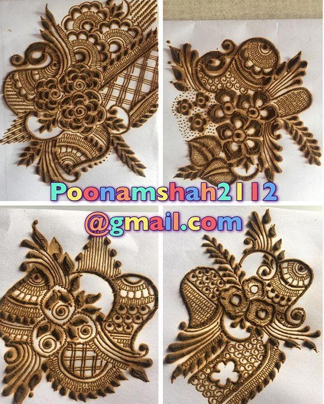 #Payal Mehandi Designs