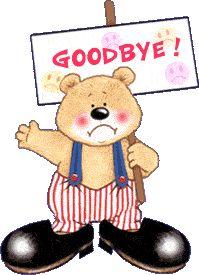 Gifs Animados de Adios, Chau y Bye - Imagenes Animadas de Adios, Chau y Bye