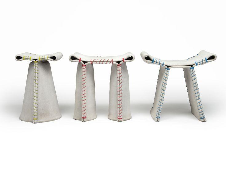 Stitching Concrete / Florian Schmid
