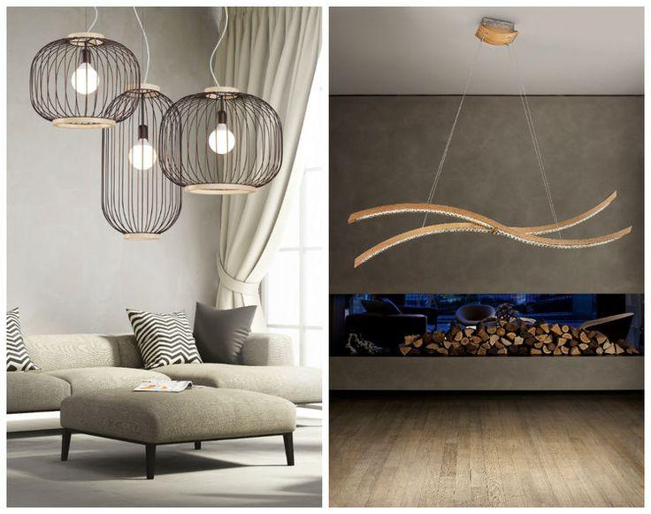 Ekologiczne rozwiązania dla Twojego domu - lampy z drewna - Myhome