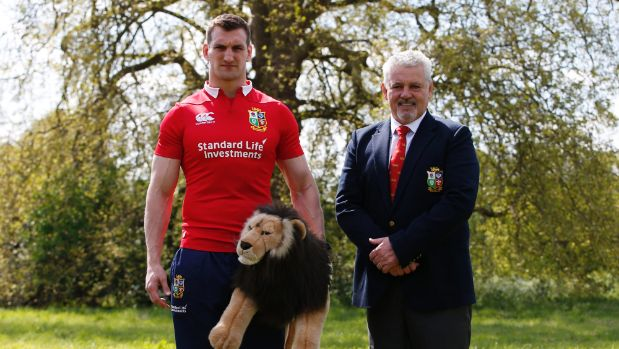 British and Irish Lions depart for tour of New Zealand