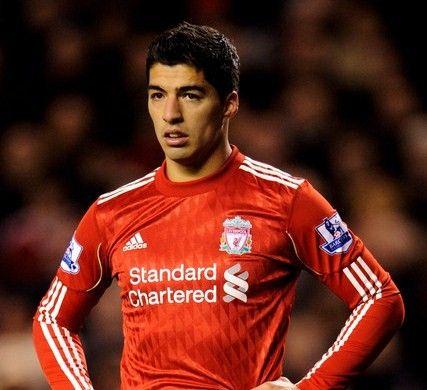 Soccer: Luis Suarez scored his first hat trick for Liverpool  Norwich City 0 Liverpool 3 FINAL  Top Performer- L. Suárez  24', 28', 82'  keepinitrealsport... keepinitrealsport...