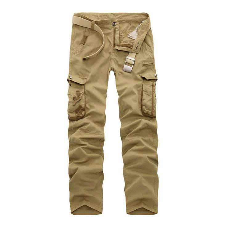 Cheap Black Khaki Pants 2017 | Pi Pants - Part 1069