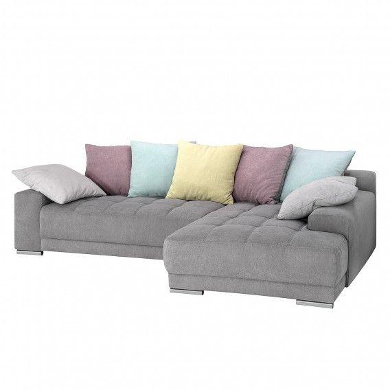 Ecksofa mit schlaffunktion grau  Die besten 25+ Microfaser couch Ideen auf Pinterest | Wohnzimmer ...