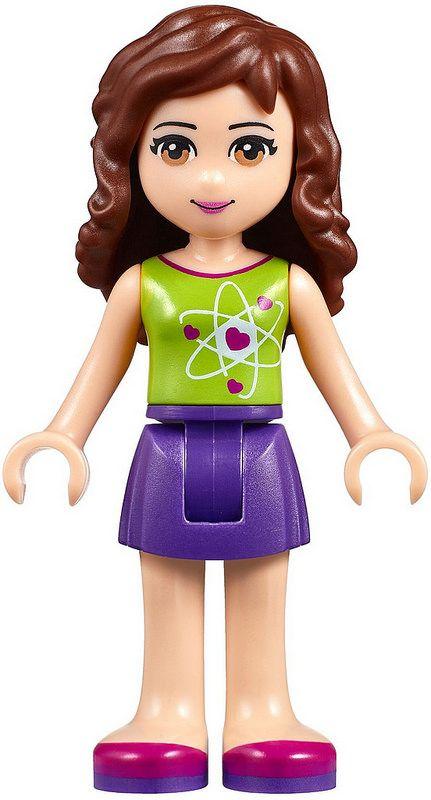 LEGO Friends 41116 - Olivia's Exploration Car | da www.giocovisione.com #lego #legofriends #legofriends2016