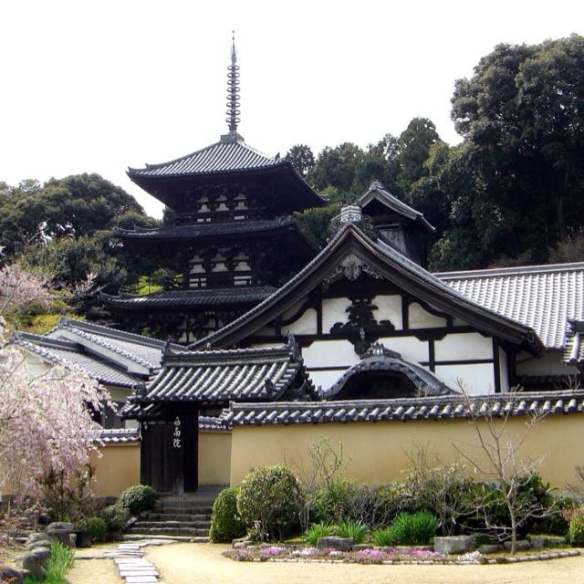 Ǖ�麻寺西南院 Japanese Style Pinterest Japan Nara And