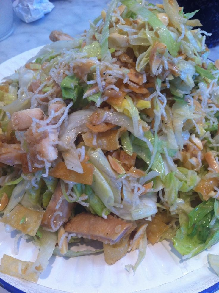 California dreaming nutrition salad recipes