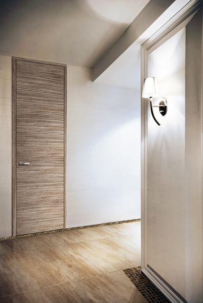 Drzwi wysokie są coraz częściej stosowane w nowoczesnej architekturze.