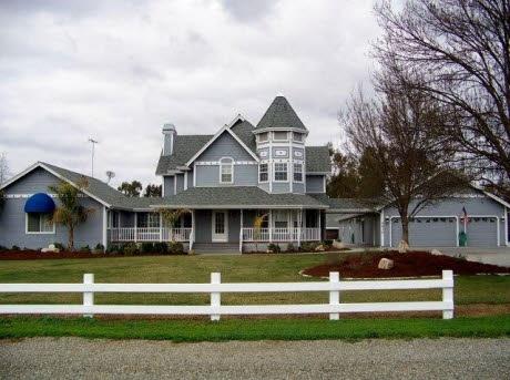 Big house. Laramie Ln