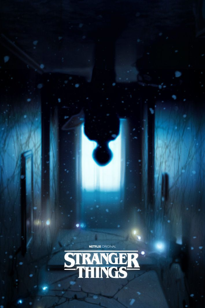 Stranger Things - Created by Michael Friebe