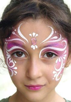 pictures of face painting designs - Google Search