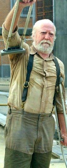 The Walking Dead - Hershel