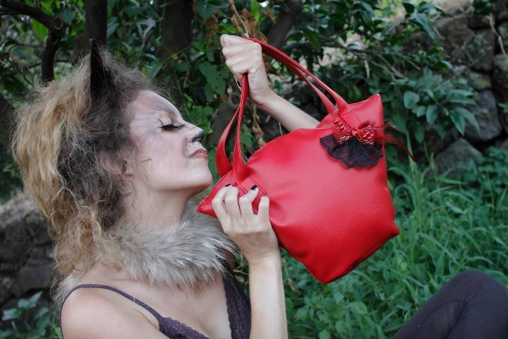 Little Red Riding Hood' s bag