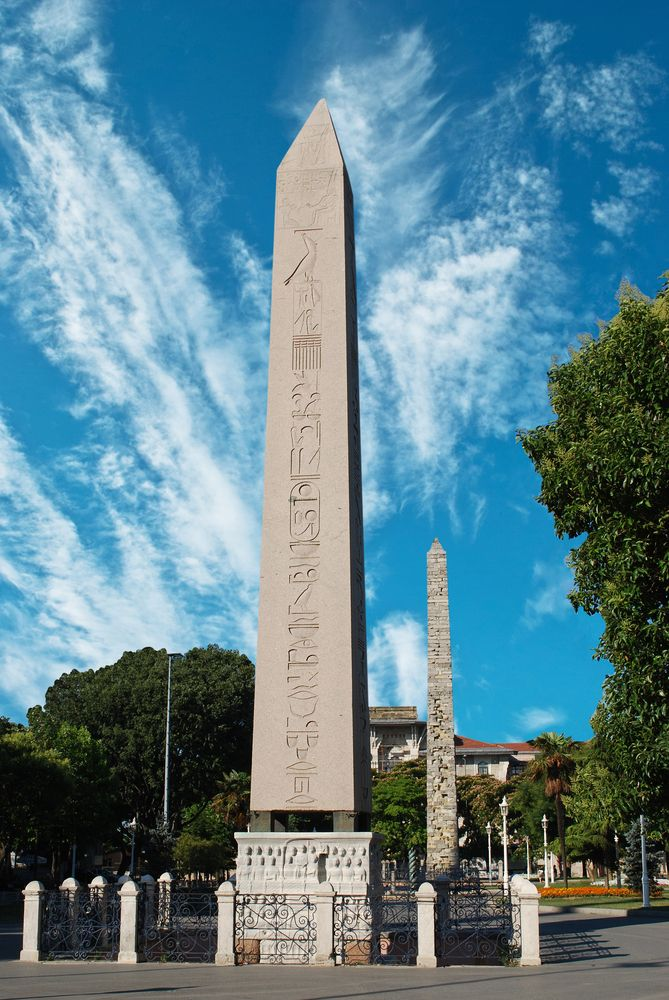 Obelisk at the Hippodrome in #Istanbul