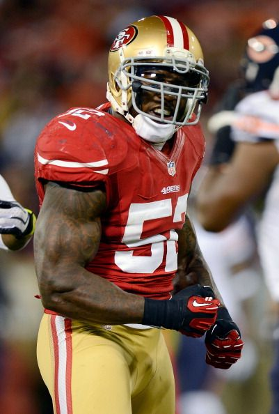 Patrick Willis,San Francisco 49ers