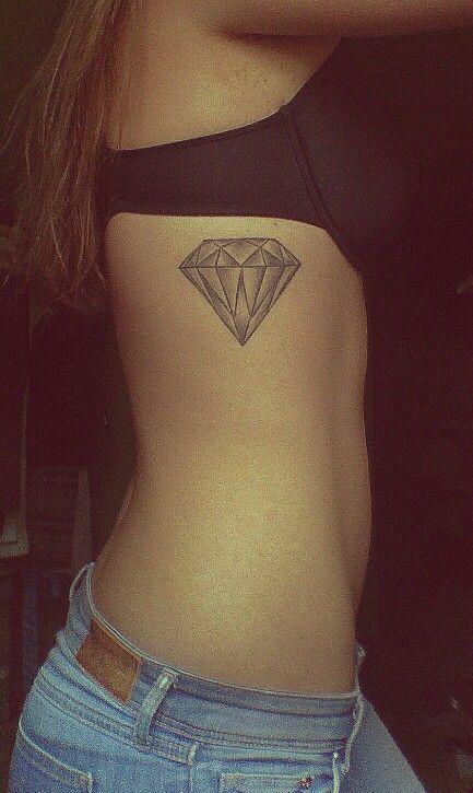 Die Besten 17 Ideen Zu Diamant Tattoos Auf Pinterest T 228 Towierungen Druck Tattoos Und Tattoo