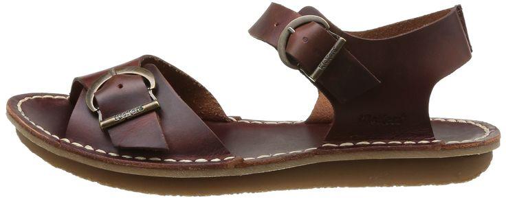 kickers waggo damen sandalen schuhe handtaschen s h o p p i n g l i s t. Black Bedroom Furniture Sets. Home Design Ideas