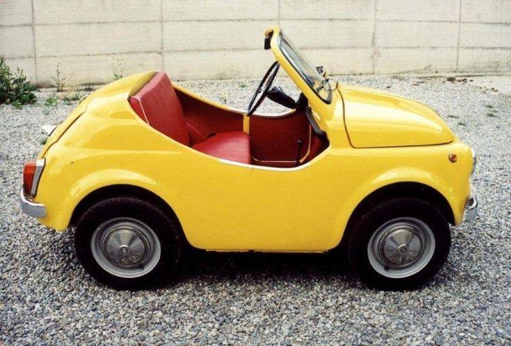 Fiat 500 CORTA