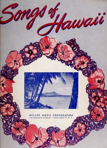 13 best ec videos images on pinterest conspiracy jack johnson and charming songs of hawaii music miller music corp fandeluxe Gallery