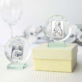 Holograma cu iconita si cutiuta galbena