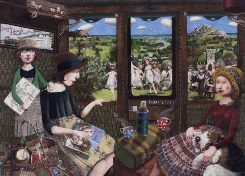 The Devon Express by Richard Adams