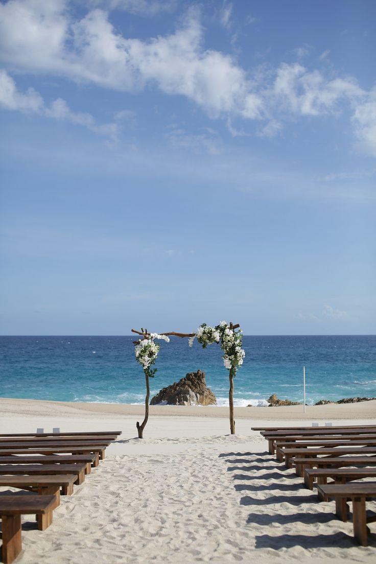 beach weddings sea of cortez cabo san lucas baja mexico elena damy wedding planners
