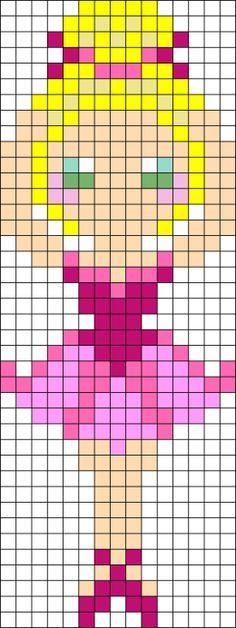 pixel art ballet - Google Search