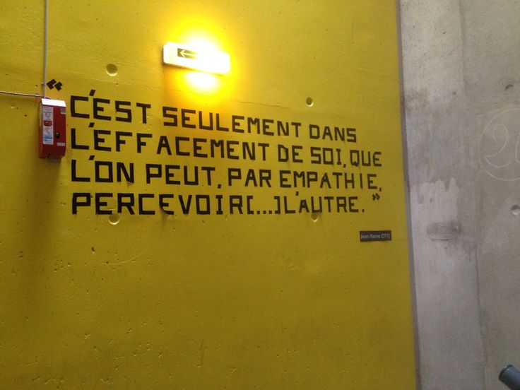 Quote of the Day By Jean-Pierre Otte