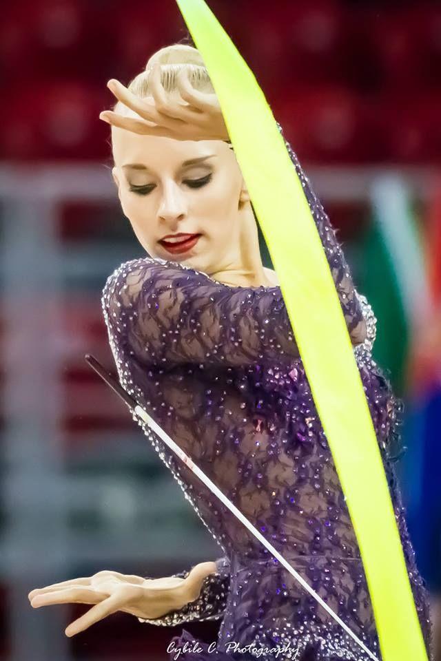 Yana Kudryavtseva (Russia), World Cup (Sofia) 2015