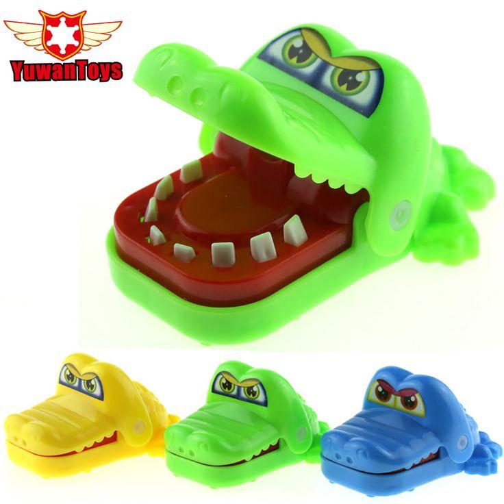 大ワニジョーク口歯医者咬傷指ゲームジョーク楽しい面白いワニおもちゃ抗ストレスギフトキッズ子家族いたずら