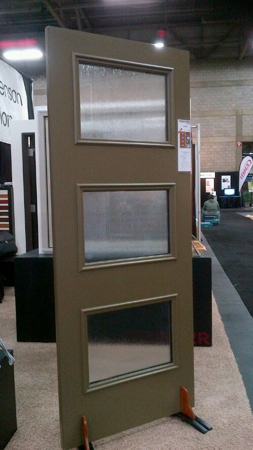 17 best images about trending at allegheny millwork for Therma tru pulse