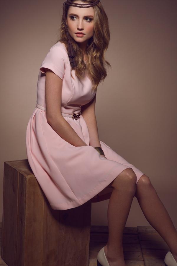 Belt Jewel Dress